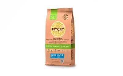 PETKULT dog MAXI ADULT lamb & rice 2kg