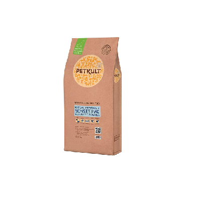 PETKULT dog SENSITIVE fish 14kg