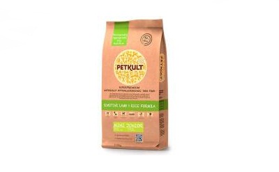 PETKULT dog MINI JUNIOR lamb & rice 12kg