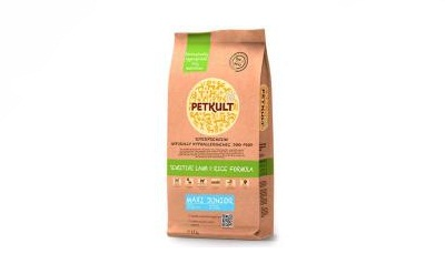 PETKULT dog MAXI JUNIOR lamb & rice 12kg