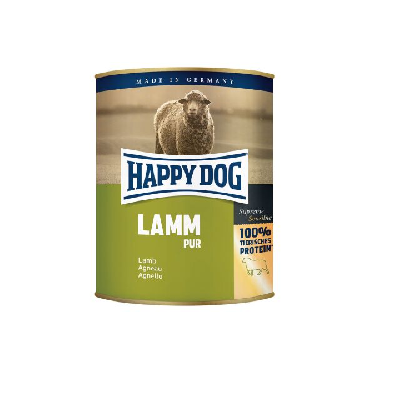 Happy dog konzerva jehněčí 800g