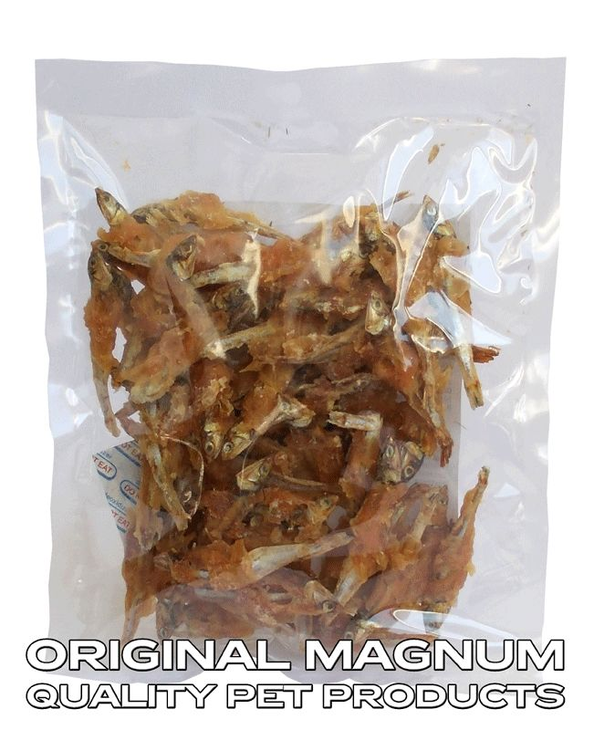 Magnum poch. WRAP chicken fish 250g